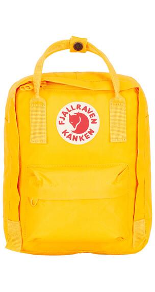 Fjällräven Kånken Plecak Dzieci żółty